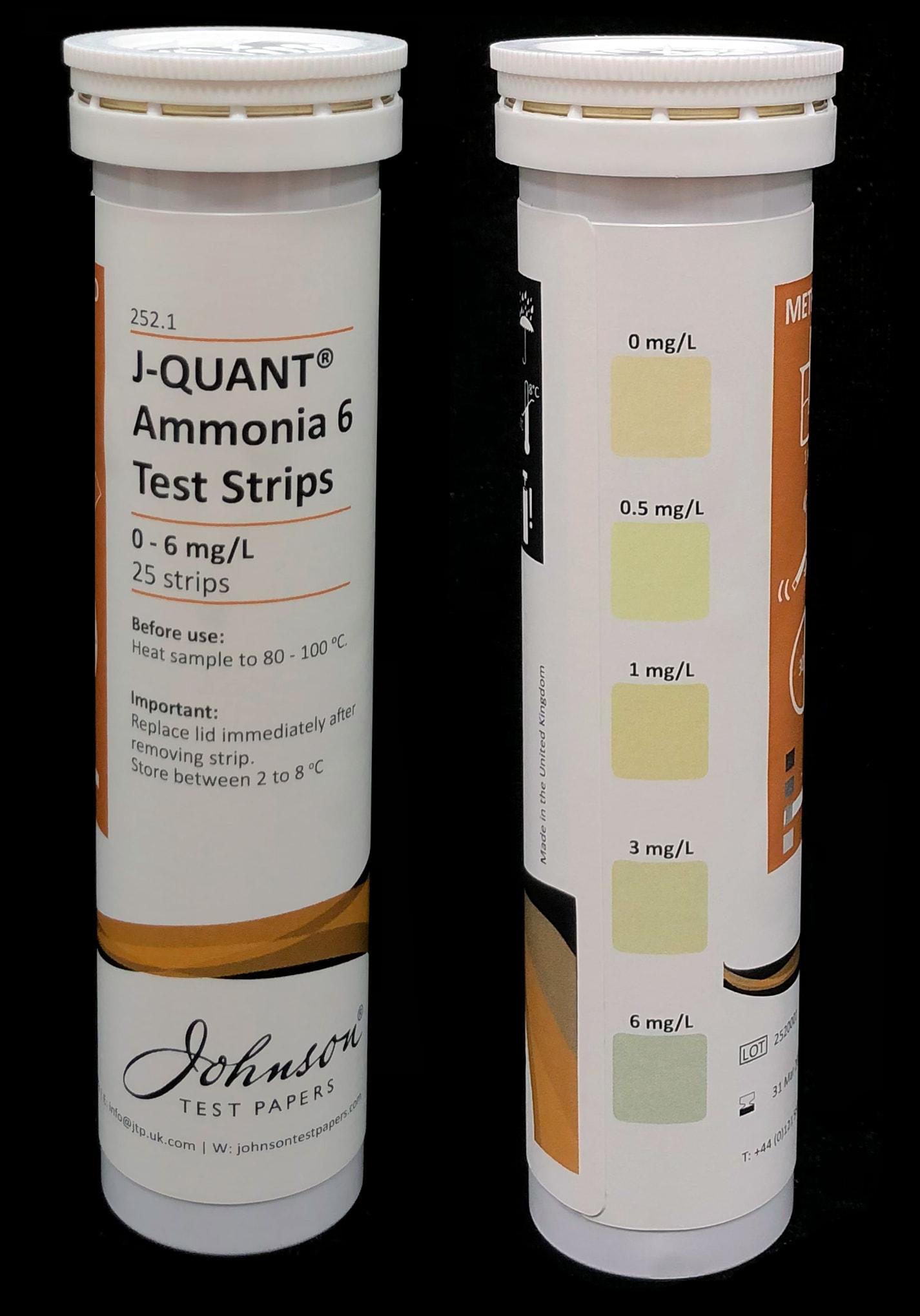 J-QUANT<sup>®</sup> Ammonia