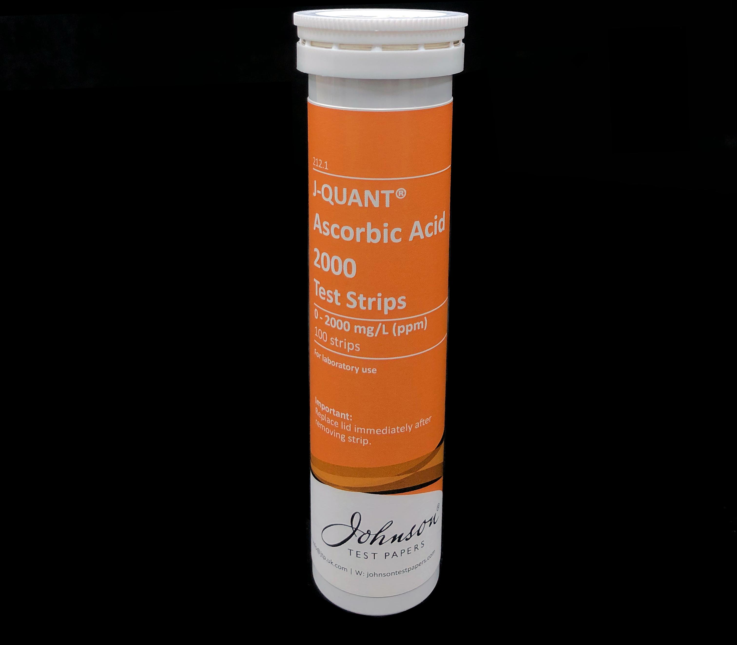 J-QUANT<sup>®</sup> Ascorbic Acid
