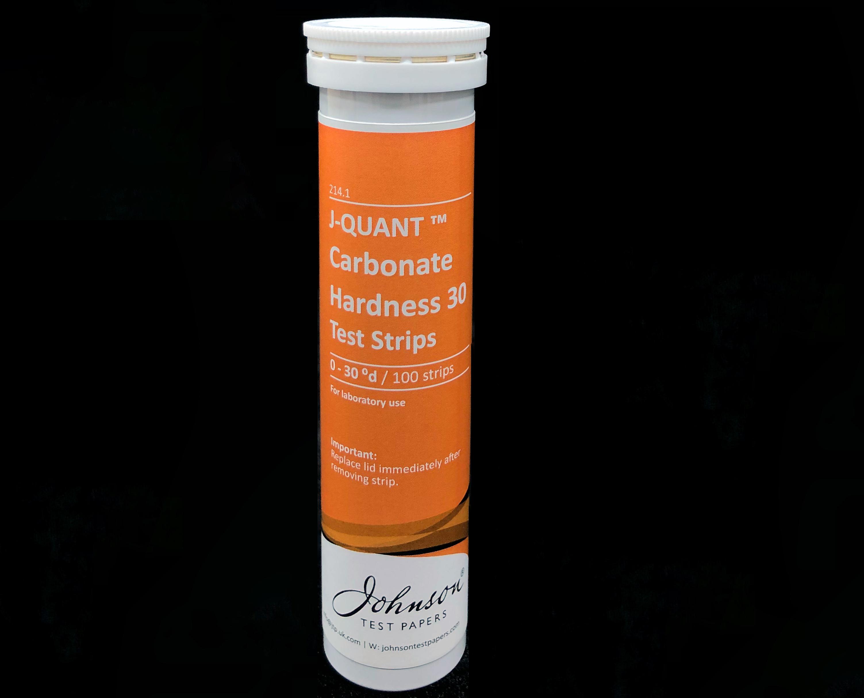 J-QUANT<sup>®</sup> Carbonate Hardness