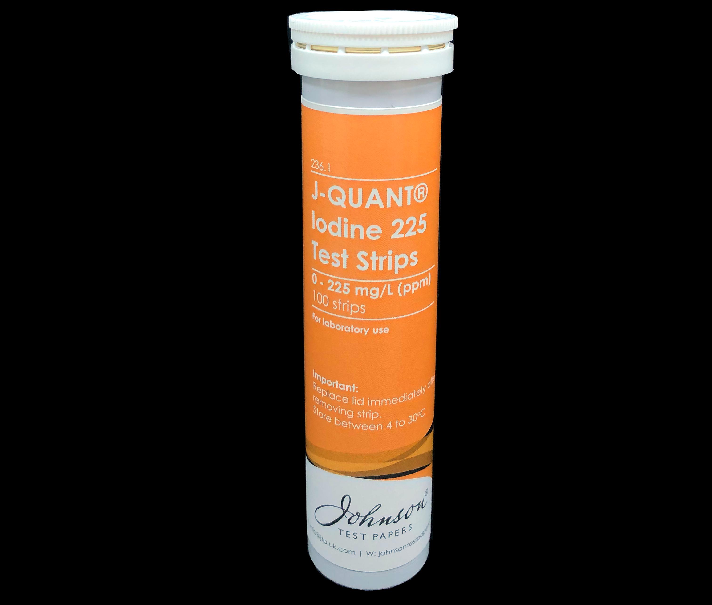 J-QUANT<sup>®</sup> Iodine