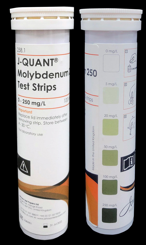 J-QUANT<sup>®</sup> Molybdenum