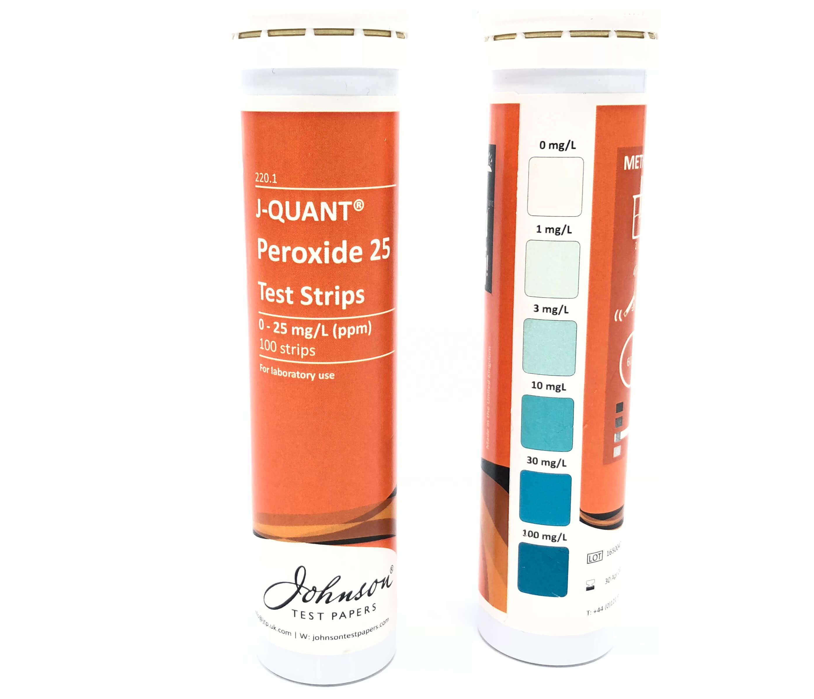 J-QUANT<sup>®</sup> Peroxide