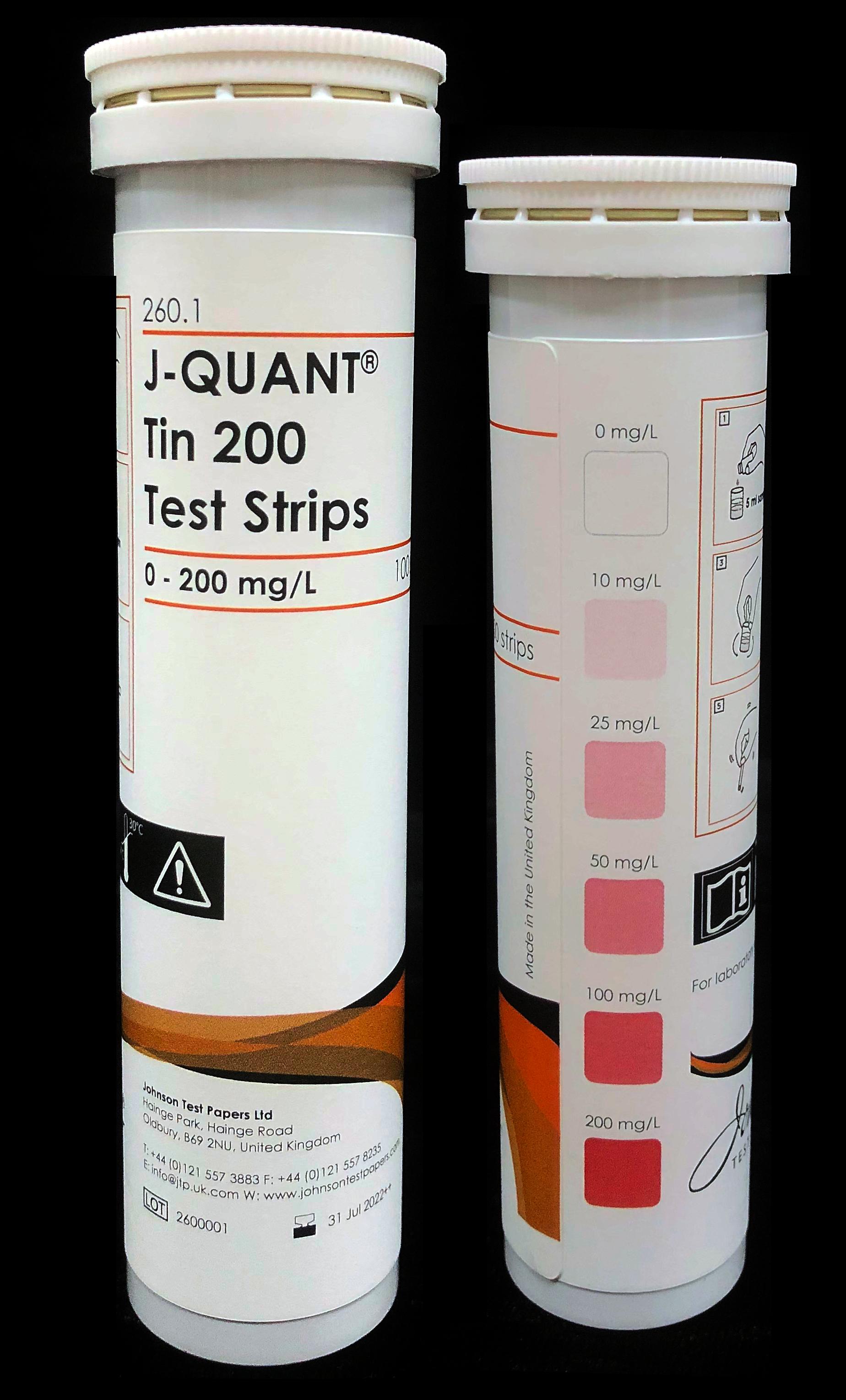 J-QUANT<sup>®</sup> Tin